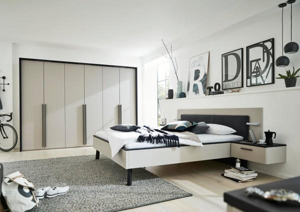 Interliving Schlafzimmer 1014 Grau Schlafzimmer hell schlicht zeitlos modern