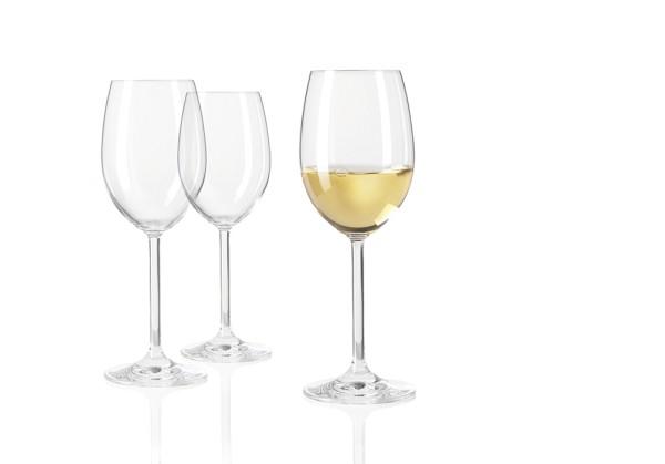 Glaskoch Weißweinglas
