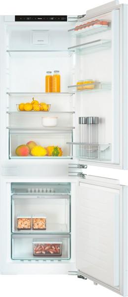 Miele Kühlschrank KFN 37132 iD/Living weniger Vereisung No Frost Leichte Reinigung Comfort Clean Super Frost Gefrierteil hohe Energieeffizienz weniger Stromverbrauch