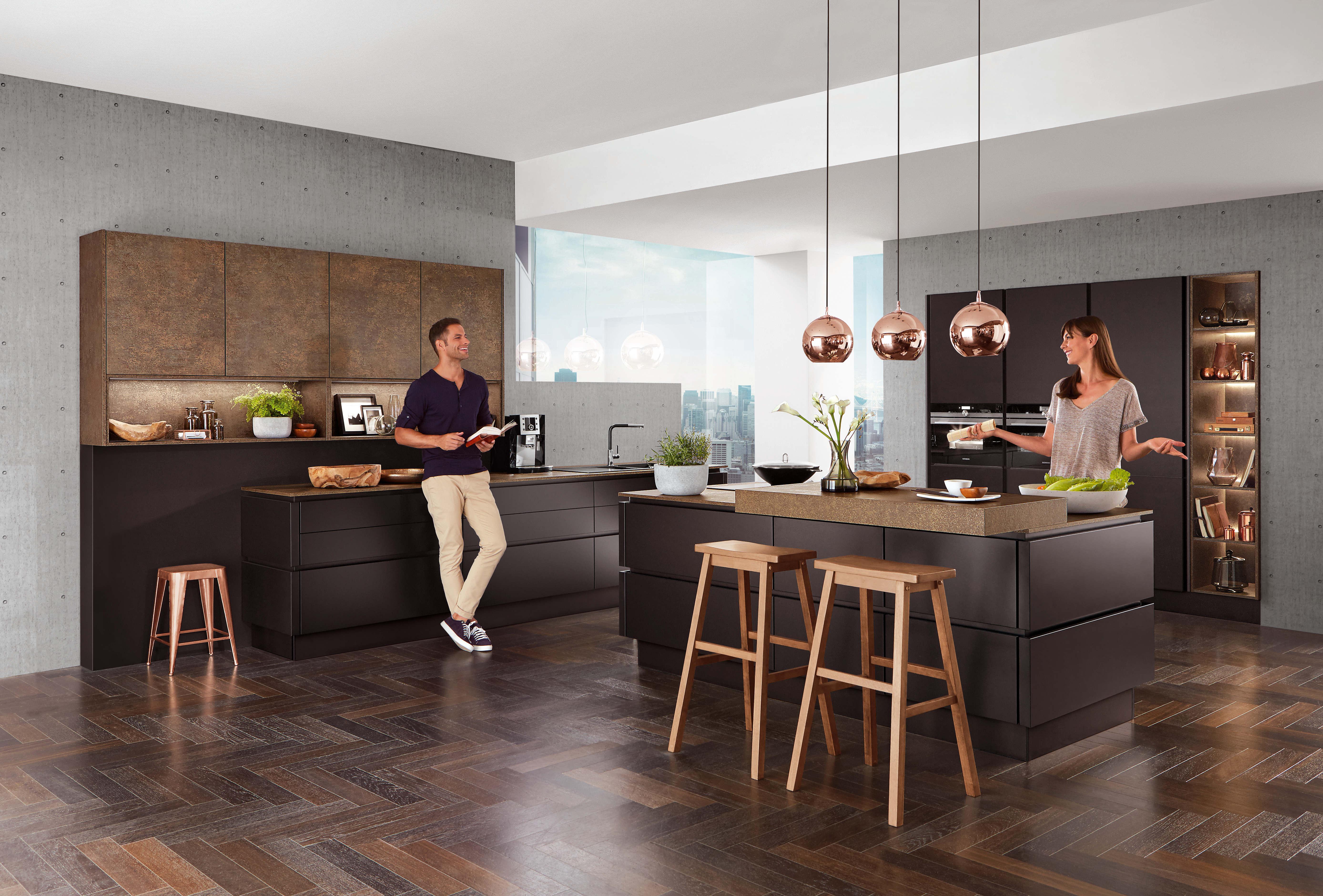 Nobilia Küche Touch | Möbel Fischer