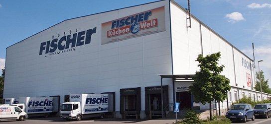 Möbel Fischer Zentrallager