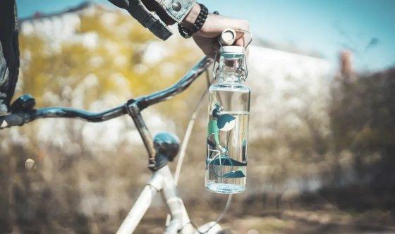 Soulbottles Trinkflaschen Klimaneutrale Produktion in Deutschland - Marken bei Möbel Fischer