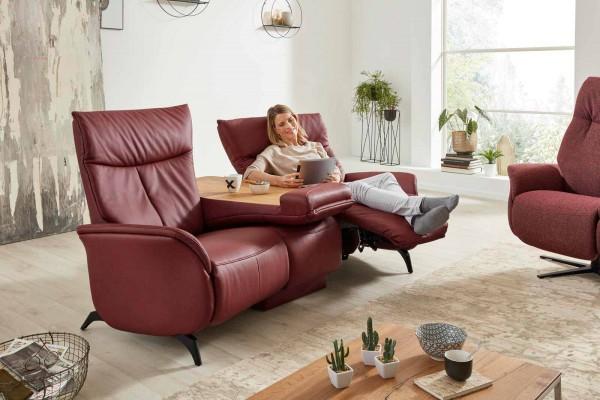 Interliving Trapezsofa 4210 Rustika Barolo Cumuly Comfort Funktion bequem Komfort Entspannung