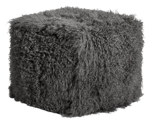 Magma Sitzwürfel Cube Pamina anthrazit