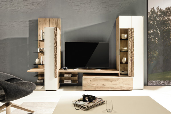 voglauer wohnwand v alpin m bel fischer. Black Bedroom Furniture Sets. Home Design Ideas