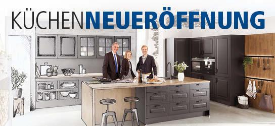 Küchen-Neueröffnung