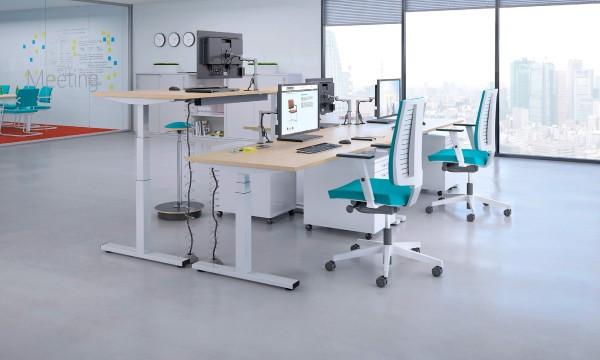 Nowy-Styl-Schreibtisch-emodel-Home-Office-Büro