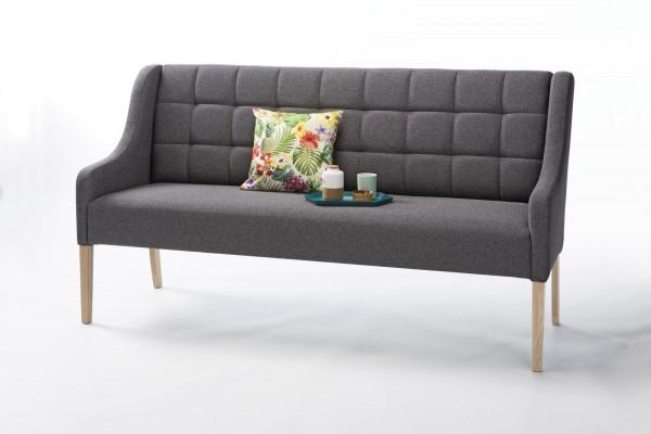 Jakobsen Home Sitzbank mit Rücken- und Armlehnen Capi