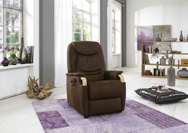 Hukla Relaxsessel RV15026 Schoko