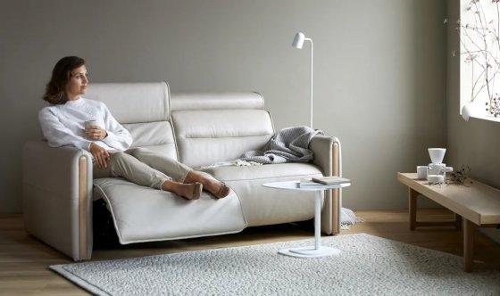 Stressless Zehn Jahre Herstellergarantie - Marken bei Möbel Fischer