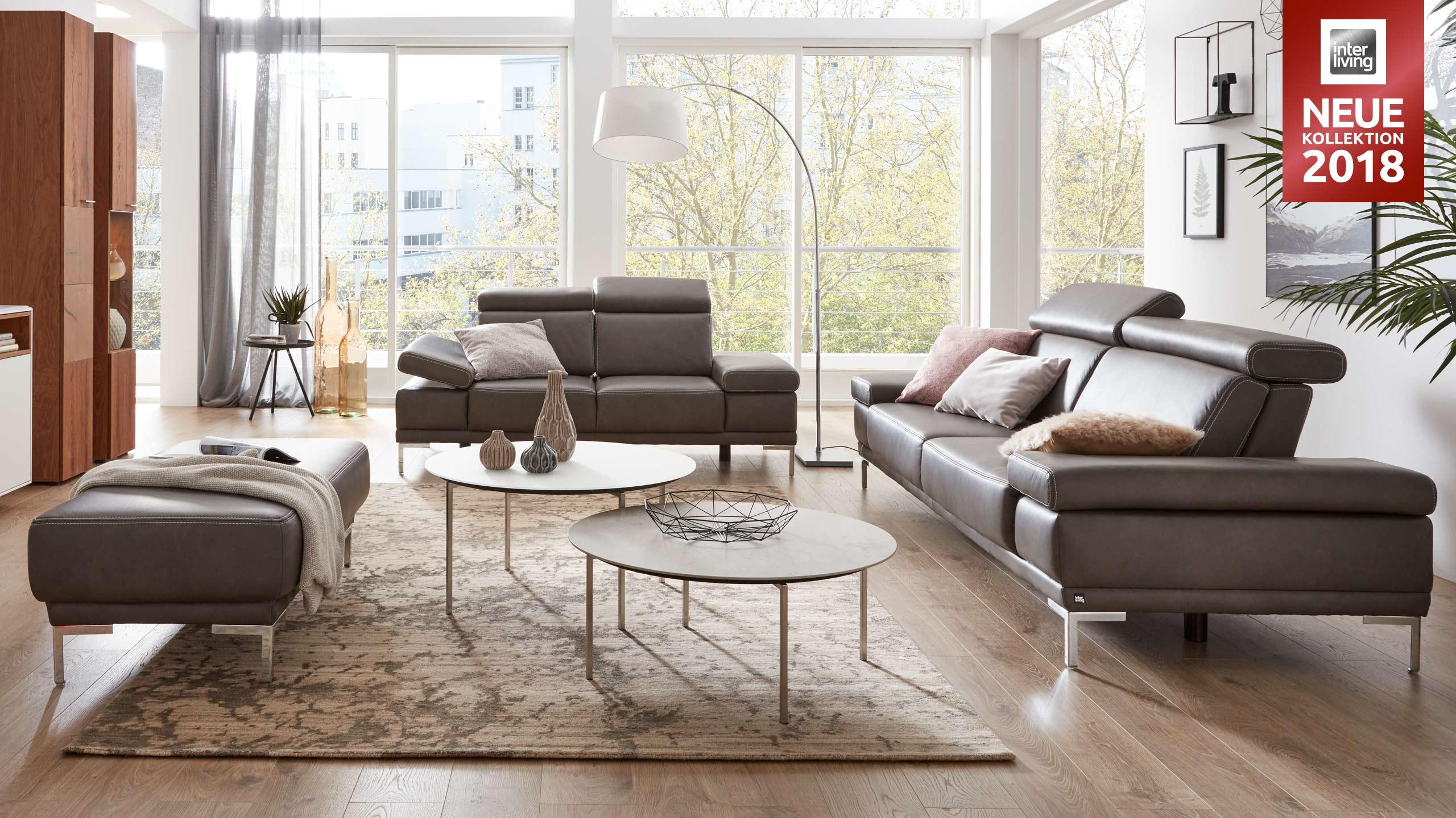 interliving sofa serie 4251 eckkombination m bel fischer. Black Bedroom Furniture Sets. Home Design Ideas