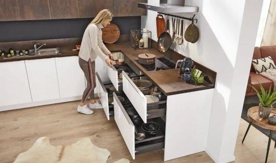 Interliving Küchen Stilvolle Küchen - Marken bei Möbel Fischer