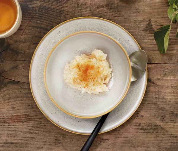 ASA Selection Dessertteller Saisons sand Kleiner Teller Steinzeug Geschirr modern beige sandfarben robust