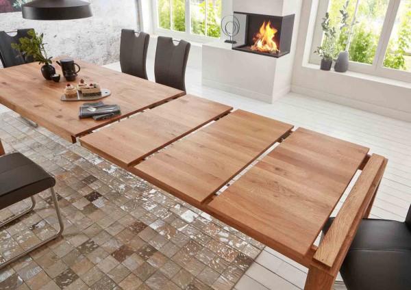Standard Furniture Factory Esstisch Vada 3XL Eiche hochwertiges Naturholz