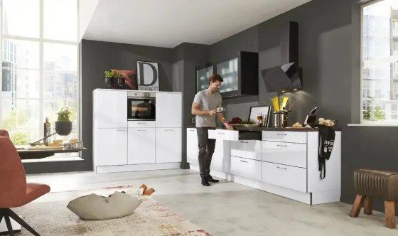 Interliving Küchen Küchenzeilen Einbauküchen - Marken bei Möbel Fischer