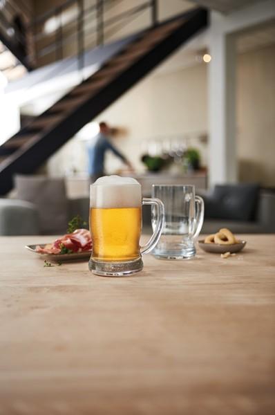 Leonardo Bierseidel Taverna stabiles Bierglas kühles Bier