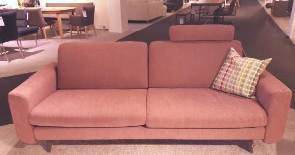 Stressless-Sofa-Joy-Duo-Stoff-rosa