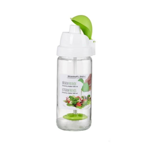 Ritzenhoff und Breker-Salatsaucenshaker Pen Glas