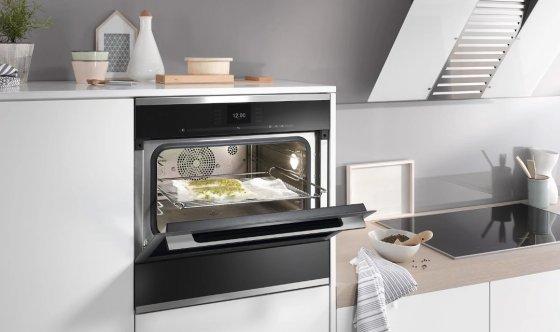 Miele Innovatives Design - Marken bei Möbel Fischer