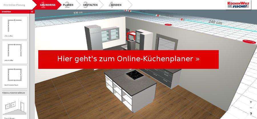 Online Kuchenplaner Mobel Fischer