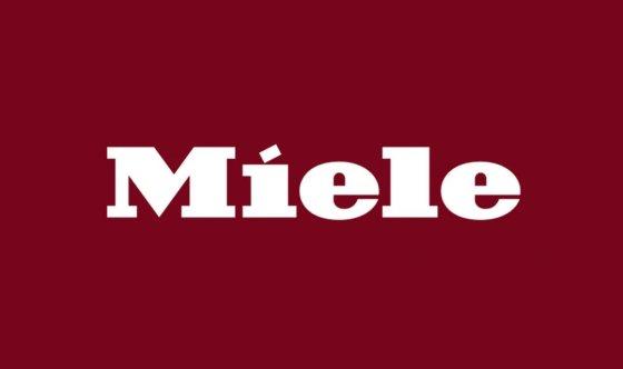 Miele Elektrogeräte Logo - Marken bei Möbel Fischer