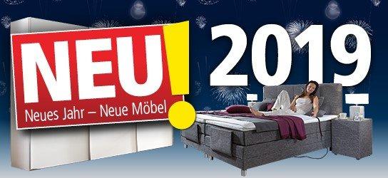 Neues Jahr - neue Möbel