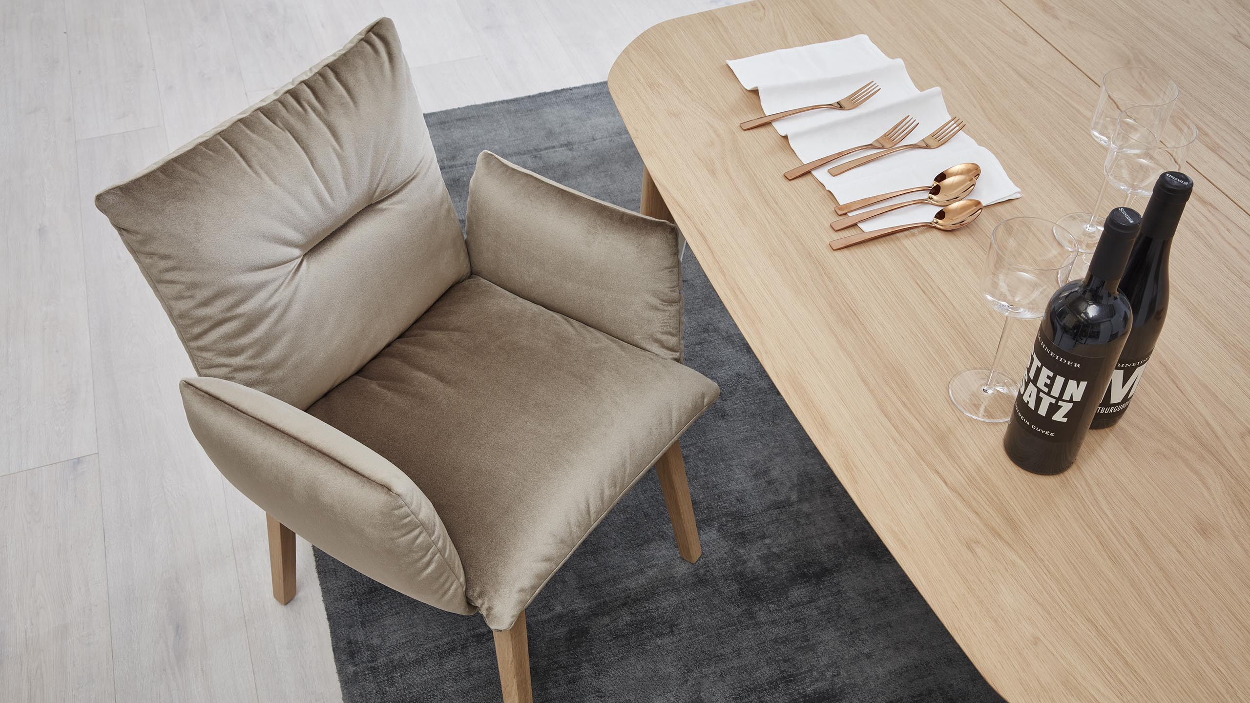 st hle ohne armlehne st hle b nke tische esszimmer m bel m bel fischer. Black Bedroom Furniture Sets. Home Design Ideas