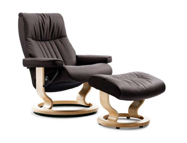 Stressless-Sessel-Crown-L-Leder-braun