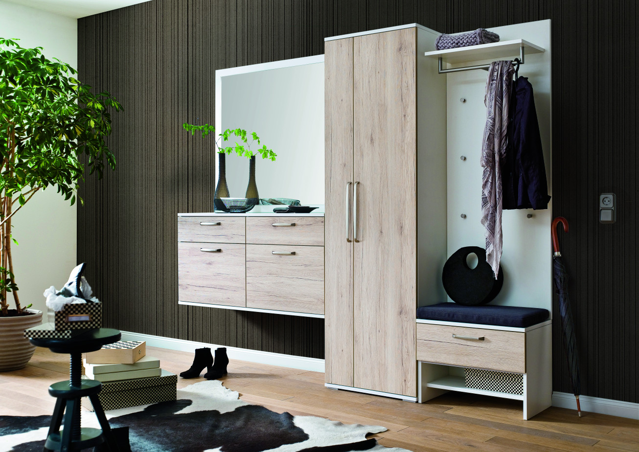 lowboards flur diele m bel m bel fischer. Black Bedroom Furniture Sets. Home Design Ideas