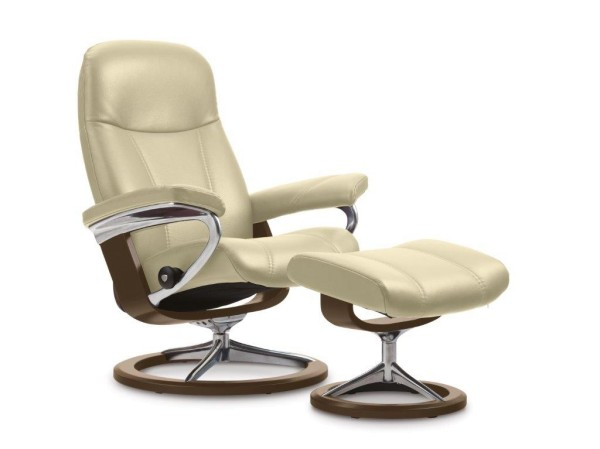 Stressless-Sessel-Consul-L-Leder-cream-mit-Hocker