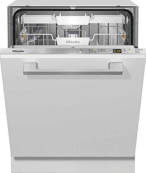 Miele Geschirrspüler G 5077 SCVi XXL D Quick Power Wasch höhenverstellbar Leichtes Öffnen und Schließen vollintegrierte Spülmaschine