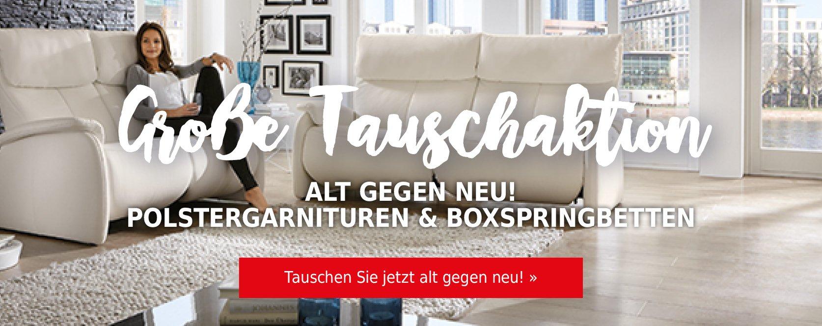 Ausgezeichnet Polstermöbel Fischer Heilbronn Fotos - Die ...