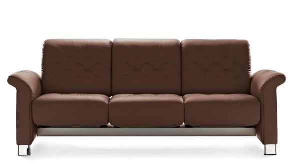 stressless metropolitan sofa leder m bel fischer. Black Bedroom Furniture Sets. Home Design Ideas