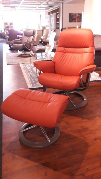 Stressless-Sessel-Sunrise-M-Signature-Henna